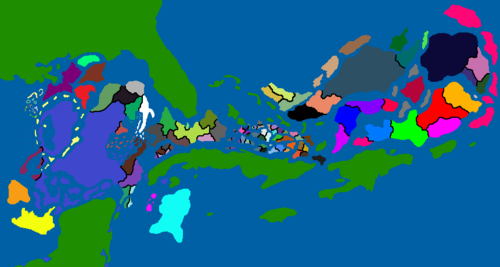Kadersaryinan Islands