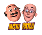 Motu Patlu official logo