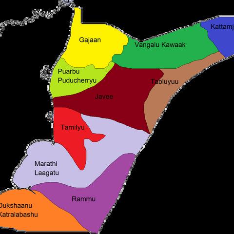 The states of Katralabashu
