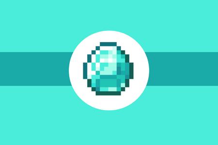 Flag of Minecraftia