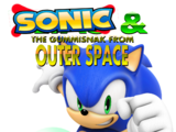 Sonic & The Gummisnak From Outer Space