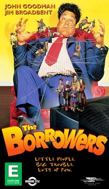 Theborrowersek