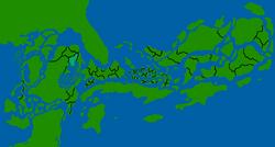 Izarikaceo map