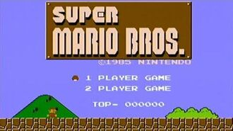 Super Mario Bros. - NES Gameplay