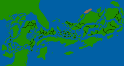 A'ame map