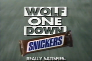 Snickers (Wolf one down) (1994)