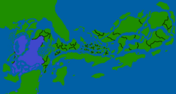 Kadersaryina map
