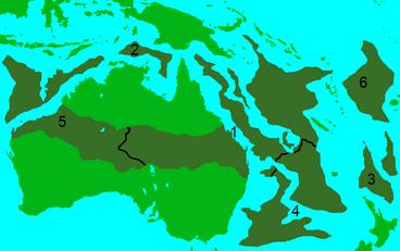 States Map of Vlokozu Eriuyar