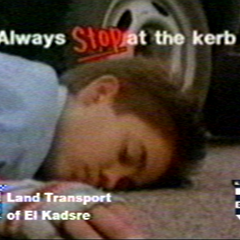 Land Transport of El Kadsre - Always Stop at he kerb (1995)