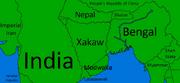 Modwaka Map