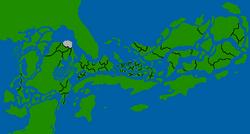 Bliarshaert map
