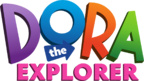 Dora the Explorer - 2009 logo (English)