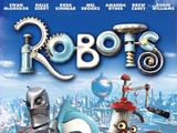 Robots (DVD, Region 2, El Kadsre, 2005)