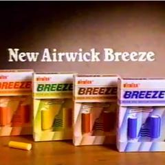 Airwick Breeze air freshener (1988)