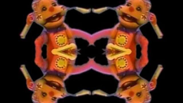 Cartoon Kaleidoscope 3