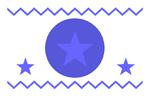 Flag of Nishiyama