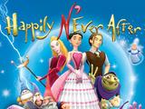Happily N'Ever After (DVD, Region 2, El Kadsre, 2007)