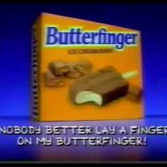 Butterfinger Ice Cream Bars (1991)