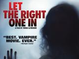 Let the Right One In (DVD, Region 2, El Kadsre, 2009)