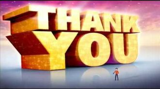Thank You! (DVD Version)