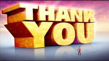 Thank You! (DVD Version)