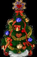 Christmas tree build level 2