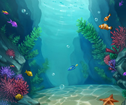 Dream illus underwater world