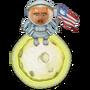 Conqueror of the moon! deco