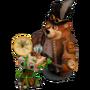 Bear inventor deco
