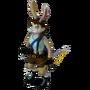 Lara Rabbit deco