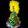 Bear - christmas tree deco