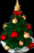 Christmas tree build level 0