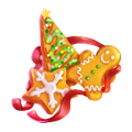 Gingerbread cookies bakery