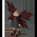 Clothesf grim fairy