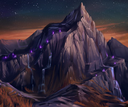 Dream illus mountains