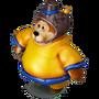 Sumo bear deco