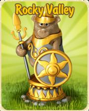 Rocky valley update logo