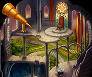 Dream illus mystic castle