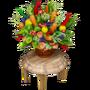 Tasty bouquet deco
