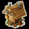Woodcutters hut