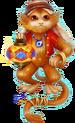 Illus monkey ramsy