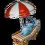 Sunbathing (Floating deco)