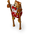 Bear on stilts deco.png