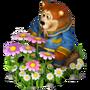 Flower lover deco