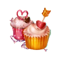 Muffins affairs of the heart
