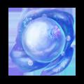 Snowball celebrating winter