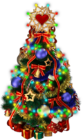 Christmas tree build level 3