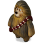 Chewie-bear deco