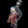 Lemur deco