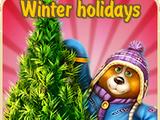 Winter holidays questline